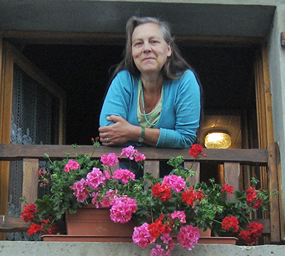 Zen leraar Daishin van Hoogdalem