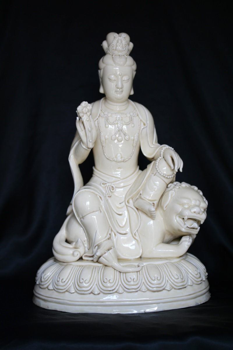 De Bodhisattva Manjusri